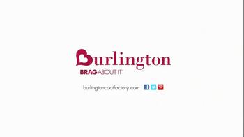 Burlington Coat Factory TV Spot, 'Soccer Game Bleachers' - Thumbnail 10