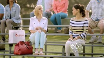 Burlington Coat Factory TV Spot, 'Soccer Game Bleachers'