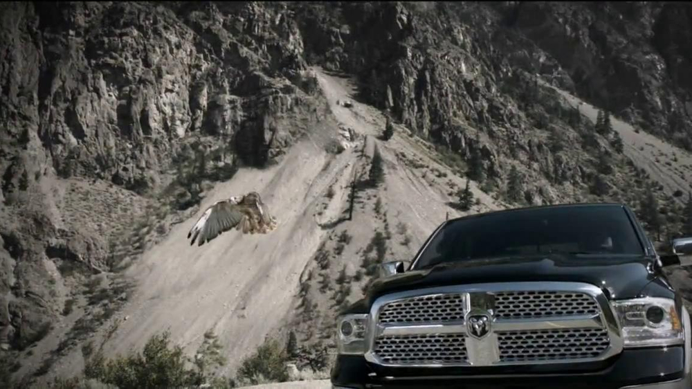 2013 Ram 1500 TV Commercial, 'Shift the Balance of Power'