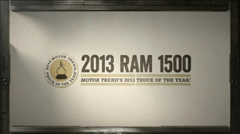 2013 Ram 1500 TV Spot, 'Shift the Balance of Power' - Thumbnail 10