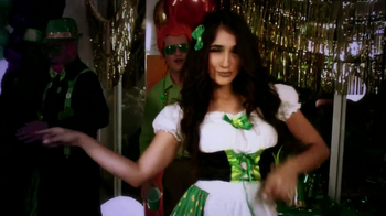 Party City TV Spot, 'St. Patricks Day Party'