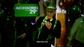 Party City TV Spot, 'St. Patricks Day Party' - Thumbnail 5