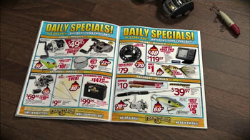 Bass Pro Shops Spring Fishing Classic TV Spot, 'Micro Spin' - Thumbnail 3