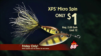 Bass Pro Shops Spring Fishing Classic TV Spot, 'Micro Spin' - Thumbnail 4