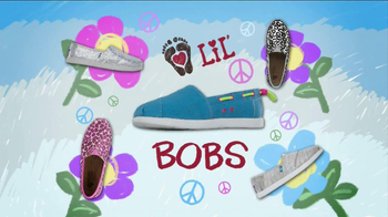 Lil' Bobs From SKECHERS TV Spot, 'Make a difference' - Thumbnail 4