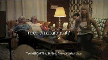 Apartments.com TV Spot, 'Caught by Parents' - Thumbnail 7