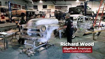 WyoTech TV Spot, 'Richard Wood'