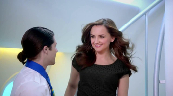 Old Navy Eyelet Dresses TV Spot, 'Airplane' Featuring Rachael Leigh Cook