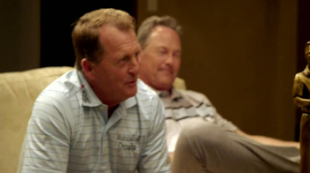 Charles Schwab Cup TV Spot, 'The Ultimate Clubhouse: No Trainers' - Thumbnail 10