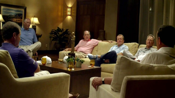 Charles Schwab Cup TV Spot, 'The Ultimate Clubhouse: No Trainers' - Thumbnail 4