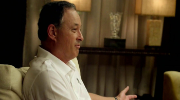 Charles Schwab Cup TV Spot, 'The Ultimate Clubhouse: No Trainers' - Thumbnail 7