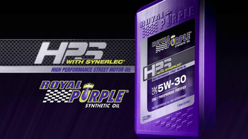 Royal Purple HPS 5W-30 TV Spot, 'Ordinary Synthetics Aren't Enough' - Thumbnail 9