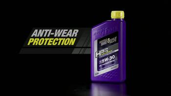 Royal Purple HPS 5W-30 TV Spot, 'Ordinary Synthetics Aren't Enough' - Thumbnail 2