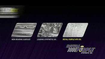 Royal Purple HPS 5W-30 TV Spot, 'Ordinary Synthetics Aren't Enough' - Thumbnail 4
