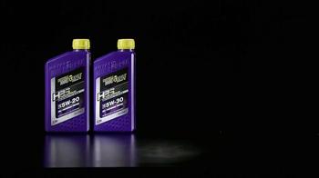Royal Purple HPS 5W-30 TV Spot, 'Ordinary Synthetics Aren't Enough' - Thumbnail 8