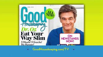 Good Housekeeping TV Spot, 'Dr. Oz' - Thumbnail 10