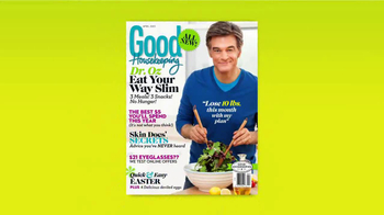 Good Housekeeping TV Spot, 'Dr. Oz' - Thumbnail 2