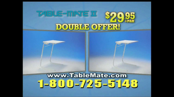 Table-Mate TV Spot
