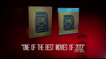 Sound City Blu-ray and DVD TV Spot  - 10 commercial airings