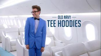 Old Navy Tee Hoodies TV Spot, 'Brief Style Demonstration' Ft. Brad Goreski - Thumbnail 2