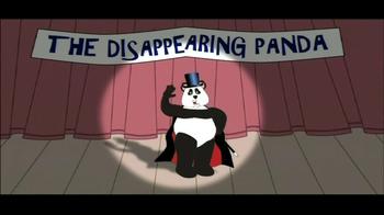 San Diego Zoo TV Spot 'Disappearing Panda' - Thumbnail 9