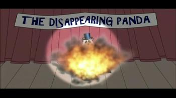 San Diego Zoo TV Spot 'Disappearing Panda' - Thumbnail 2