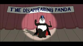 San Diego Zoo TV Spot 'Disappearing Panda' - Thumbnail 3