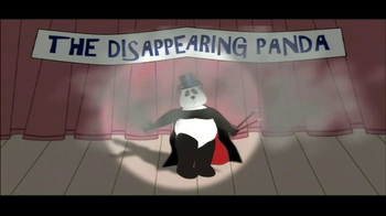 San Diego Zoo TV Spot 'Disappearing Panda' - Thumbnail 4