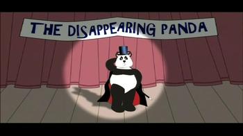 San Diego Zoo TV Spot 'Disappearing Panda' - Thumbnail 7