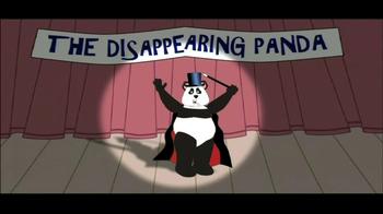 San Diego Zoo TV Spot 'Disappearing Panda' - Thumbnail 8