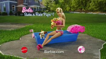 Barbie Swim & Race Pups TV Spot  - Thumbnail 10