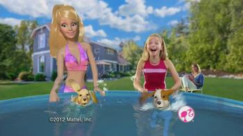 Barbie Swim & Race Pups TV Spot  - Thumbnail 2