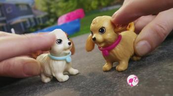 Barbie Swim & Race Pups TV Spot  - Thumbnail 3