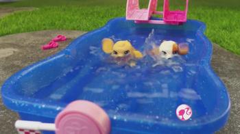 Barbie Swim & Race Pups TV Spot  - Thumbnail 4