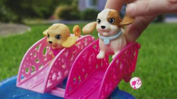 Barbie Swim & Race Pups TV Spot  - Thumbnail 6