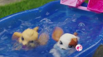 Barbie Swim & Race Pups TV Spot  - Thumbnail 7