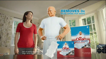 Mr. Clean Magic Eraser Extra Power TV Spot 'International Cleaning Games' - Thumbnail 8
