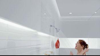 Kohler TV Spot, 'Singing in the Shower' - Thumbnail 7