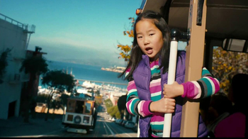 Visit California TV Spot, \'Family and Kid\'s Playtime\'