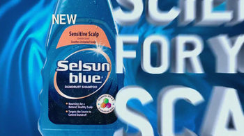 Selsun Blue Sensitive Scalp TV Spot  - Thumbnail 9
