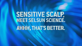 Selsun Blue Sensitive Scalp TV Spot