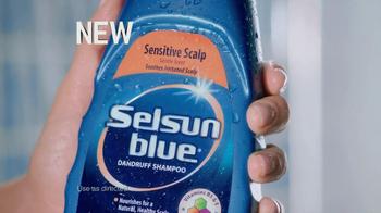 Selsun Blue Sensitive Scalp TV Spot  - Thumbnail 3