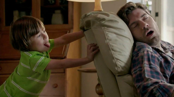 Odor-Eaters Foot & Sneaker TV Spot, 'Asleep in the Recliner' - Thumbnail 1