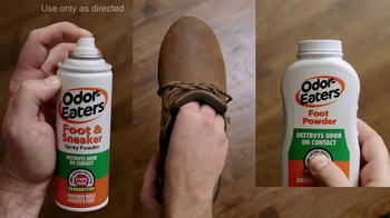 Odor-Eaters Foot & Sneaker TV Spot, 'Asleep in the Recliner' - Thumbnail 6