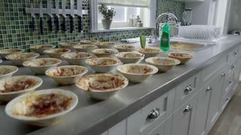 Dawn with Active Suds TV Spot, 'Spaghetti Bowls' - Thumbnail 1
