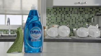 Dawn with Active Suds TV Spot, 'Spaghetti Bowls' - Thumbnail 10