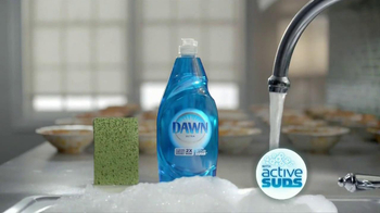 Dawn with Active Suds TV Spot, 'Spaghetti Bowls' - Thumbnail 6