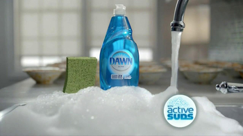 Dawn with Active Suds TV Spot, 'Spaghetti Bowls' - Thumbnail 7