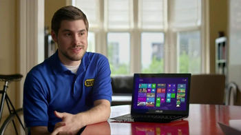 Best Buy Blue Shirt Beta Test TV Spot, 'Windows 8'
