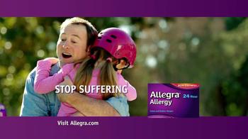 Allegra TV Spot, 'First Bike Ride' - Thumbnail 10